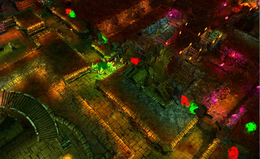 "This is not Dungeon Keeper. It is a ""Spiritual Successor"". There's a difference."