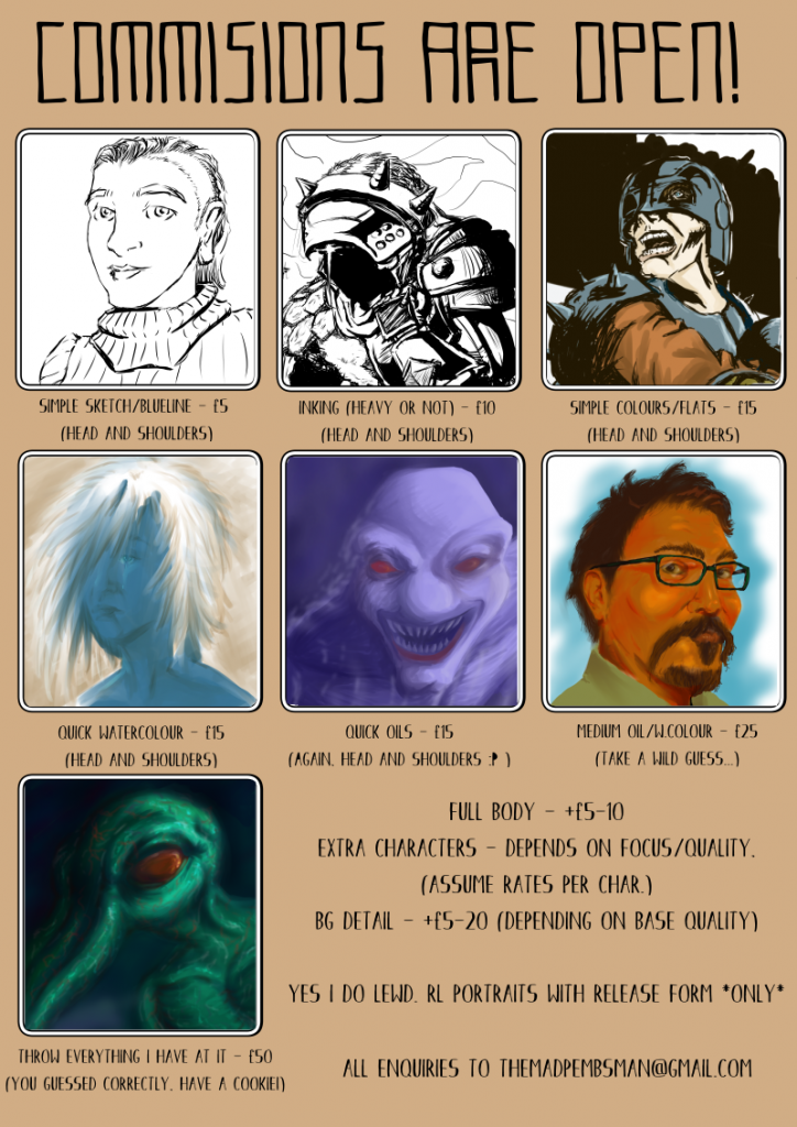 commissionflyer