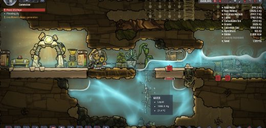 Oxygen Not Included (Oil Update, Early Access Review)