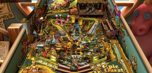 Pinball FX3 (Review)